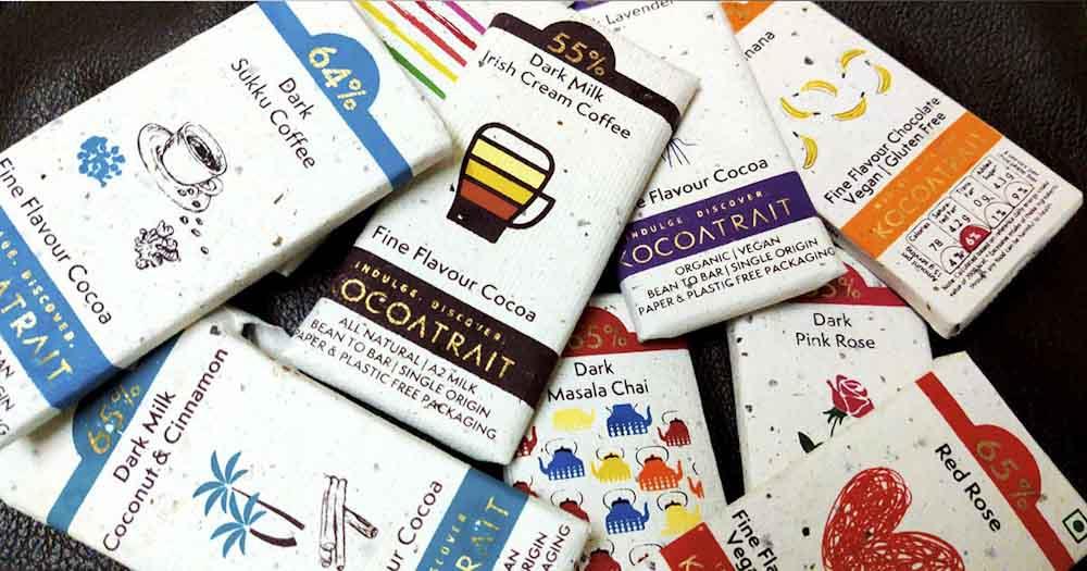 Kocoatrait: la startup que incorporó la economía circular al chocolate y es un boom en India