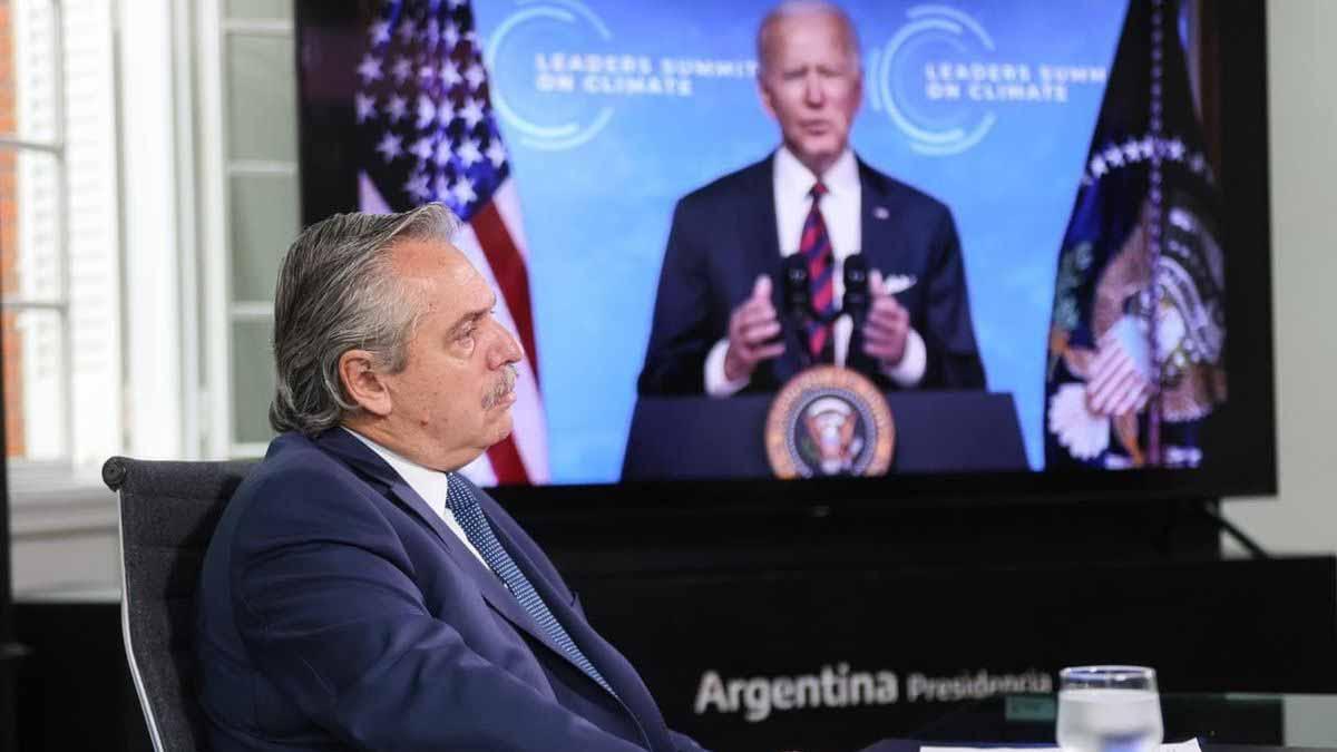 """""""Argentina ha puesto la acción climática y ambiental en el centro de sus convicciones"""""""
