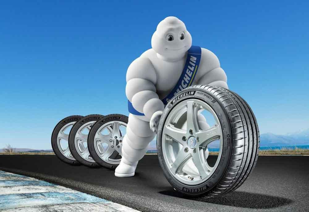 Michelín da un importante paso hacia la producción de neumáticos 100% sostenibles