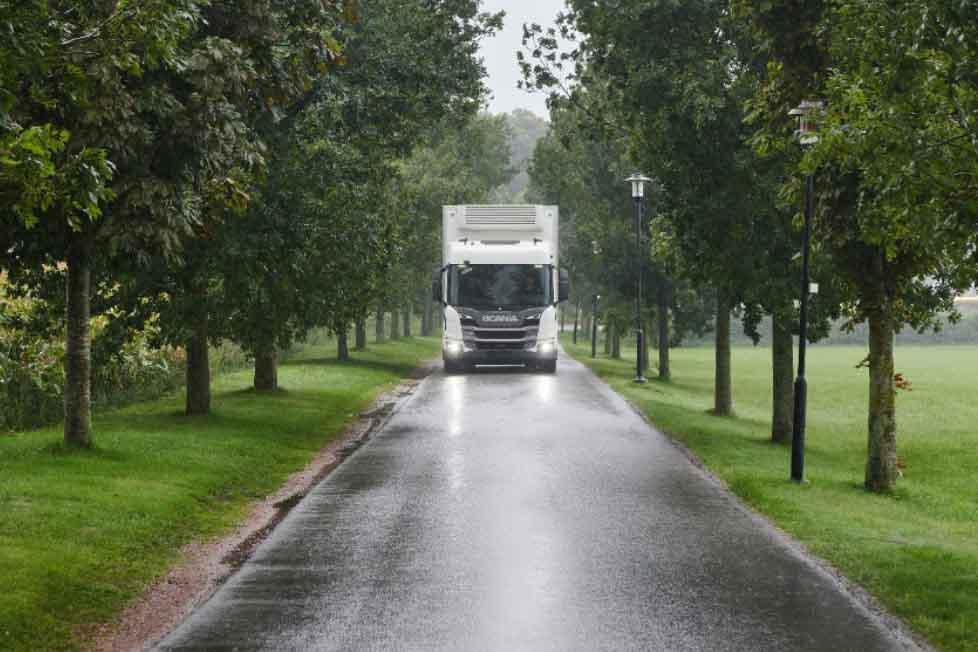 Movilidad sostenible: Scania informa avances en sus objetivos climáticos