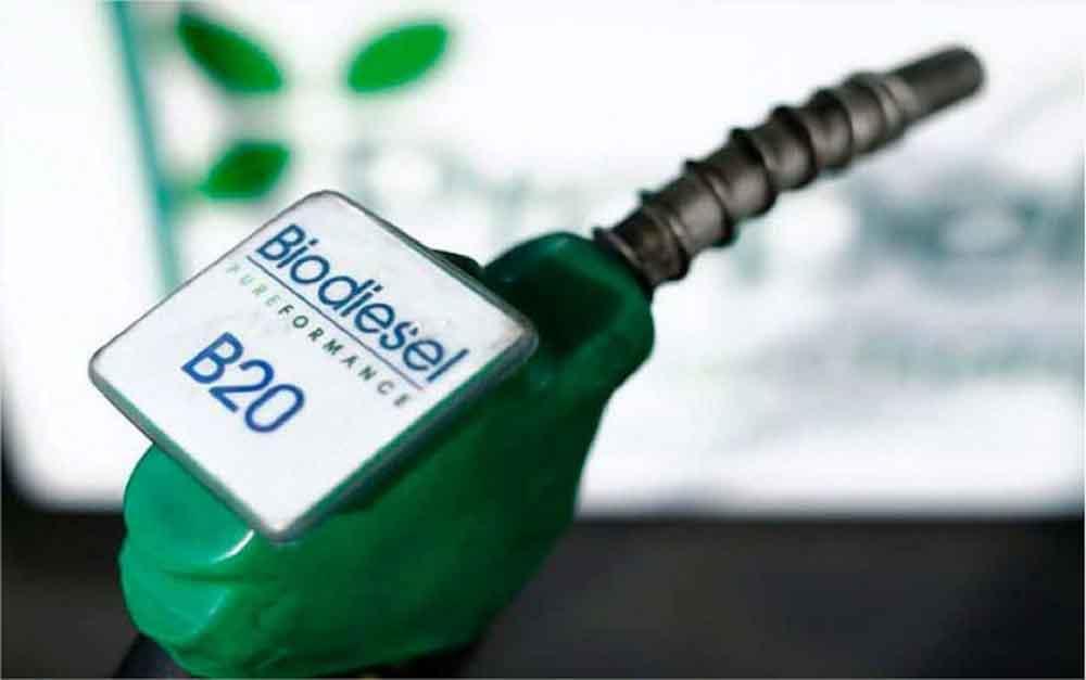Gobernador de Illinois propone que todo el diésel comercializado en el estado tenga un contenido mínimo de 20% de biodiesel