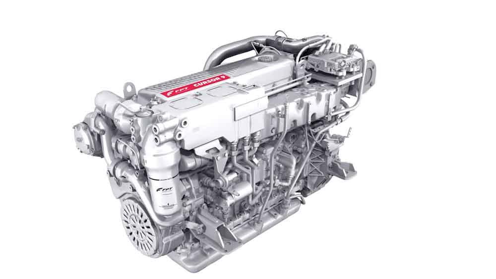 FPT Industrial presentó nuevos motores de uso marino para una navegación más sostenible
