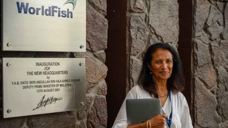 Científica se adjudica el Premio Mundial de la Alimentación 2021 por descubrir el poder nutricional de los pequeños peces autóctonos