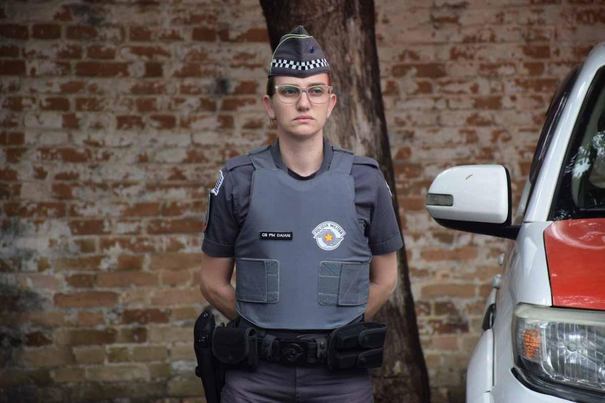 Sao Pablo equipa su fuerza policial con 'biochalecos' de protección balísitica