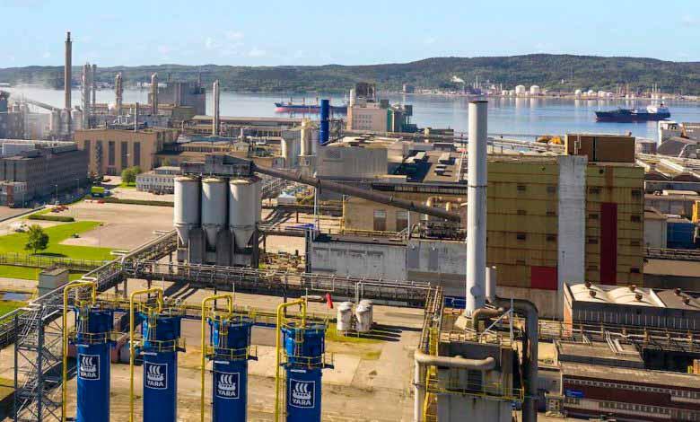 Trafigura y Yara colaboran para impulsar el amoníaco como combustible del futuro
