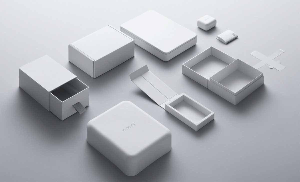 Sony desarrolla envases sostenibles a partir de bambú, caña de azúcar y papel reciclado