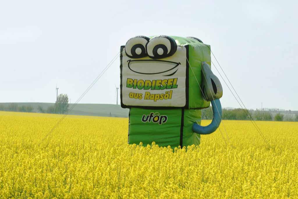Biodiesel Alemania
