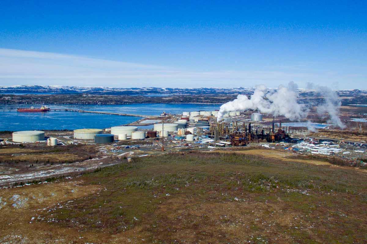 Refinería Come By Chance - Diesel renovable