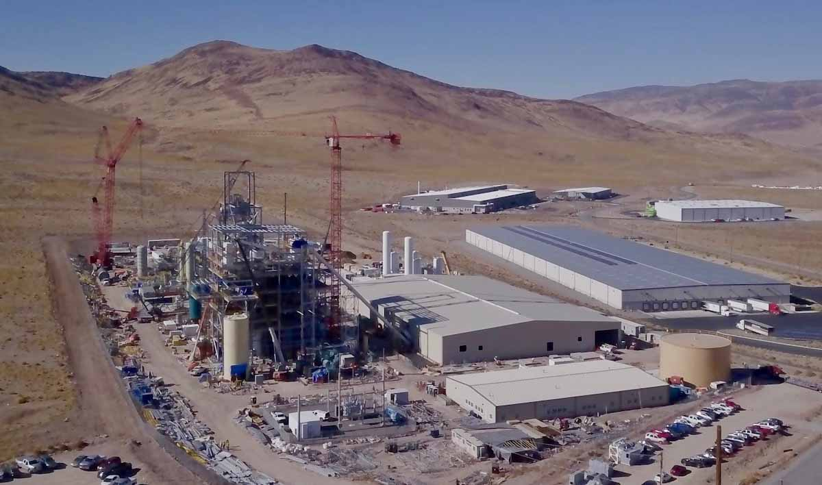Finaliza la construcción de la primera planta del mundo que convierte basura en biocombustibles líquidos