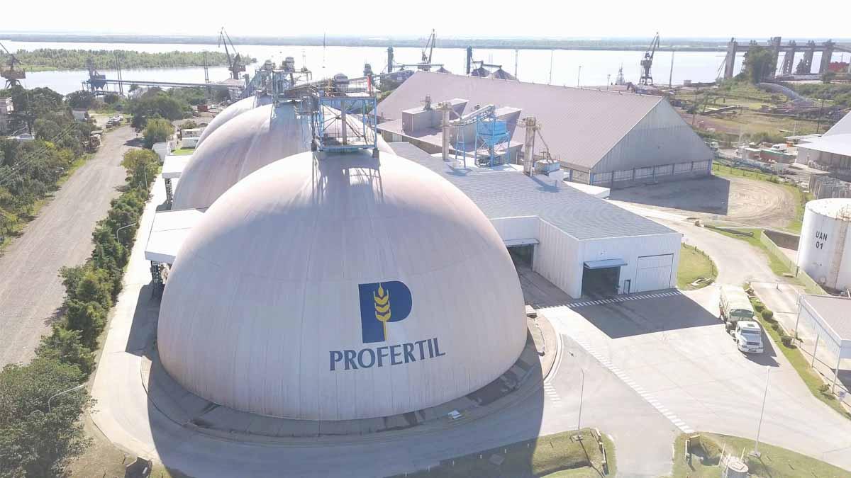 Profertil, la principal empresa de fertilizantes de la Argentina