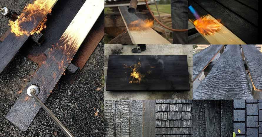 Yakisugi: la técnica japonesa de madera carbonizada que es furor deco en todo el mundo