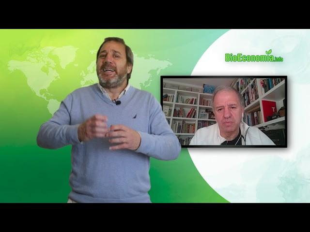 Desde la semilla hasta la construcción: un baño de bioeconomía con Claudio Dunan de Bioceres