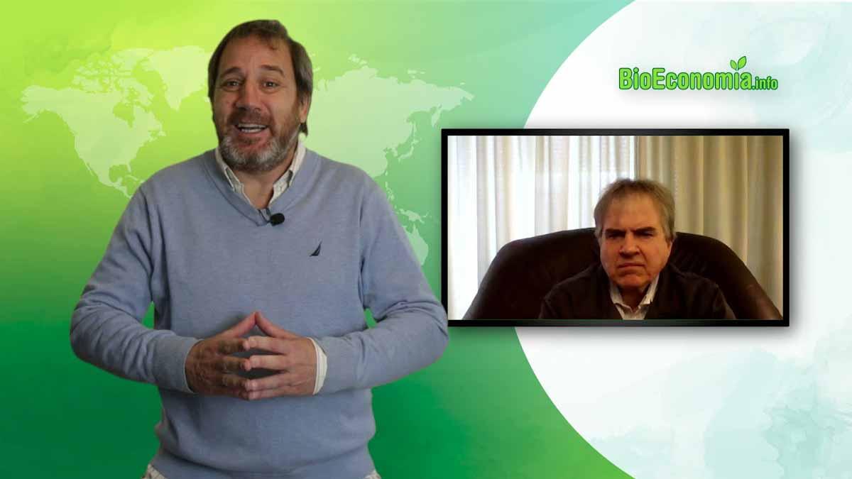 De donde venimos y hacia donde vamos con los biocombustibles con Claudio Molina