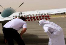 Dubái: científicos crean lluvia artificial para mitigar el impacto de las sequías más severas