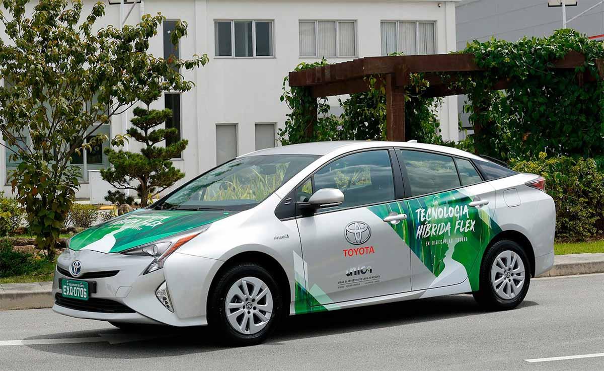 Tenemos que aprovechar el etanol, dijo el presidente de Toyota para América Latina