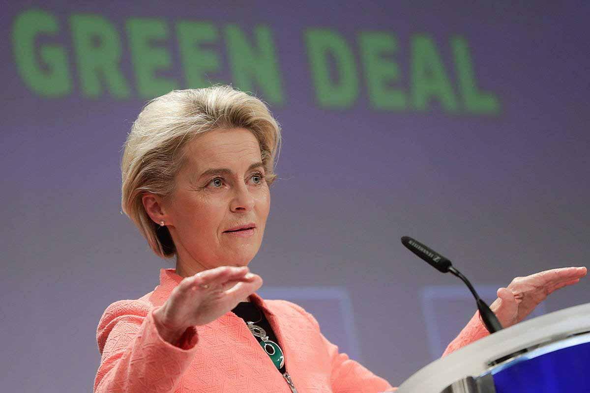 Europa dio a conocer sus planes para instalar el primer impuesto fronterizo al carbono