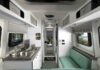 Biopaneles de fibra de cáñamo para fabricar interiores de casas rodantes