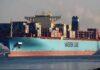 CEO de la mayor compañía naviera del mundo pidió que se prohíba la construcción de barcos que impulsados por combustibles fósiles