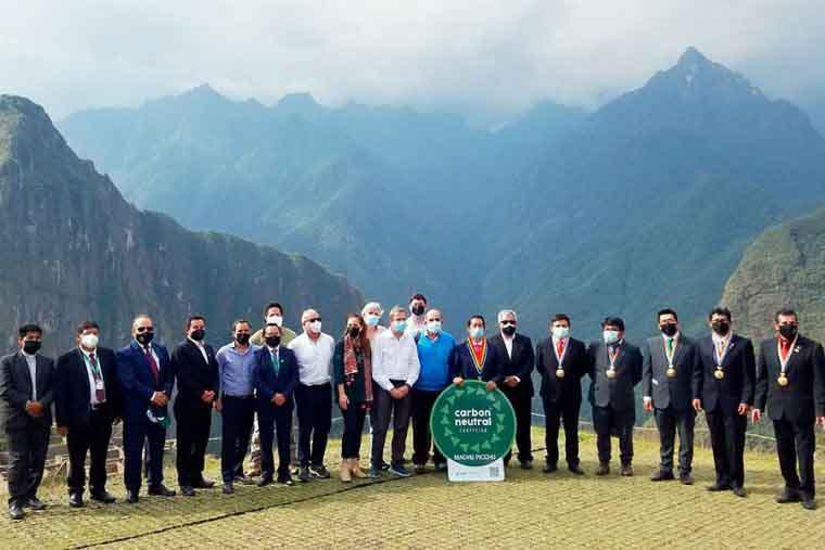 Machu Picchu se convirtió en la primera maravilla del mundo en ser carbono neutral-2